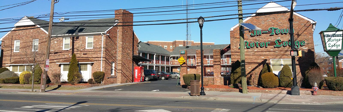 Welcome to in town motor lodge for Motor city newark nj